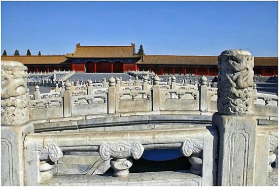 Tian Anmen Square and The Forbidden City