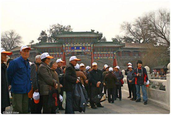 Jinghsan Parc and BeiHai Parc